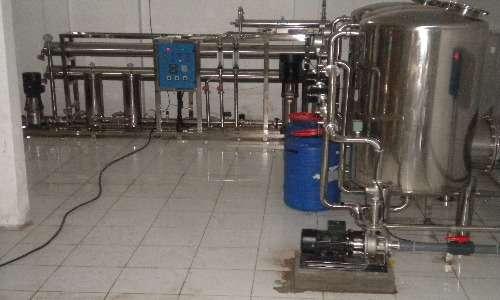Grazie a un processo inverso rispetto alla normale osmosi cellulare si può pulire l'acqua da batteri e particelle nocive per renderla potabile