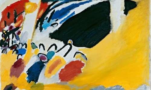 Kandinskj ha dato un grande contributo nello studio della sinestesia grafema-colore.