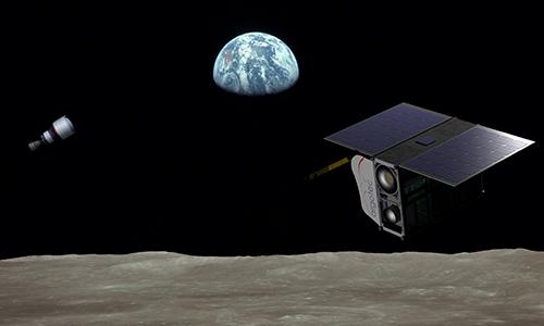 Argotec ha sviluppato ArgoMoon, un nano-satellite che esplorerà lo spazio profondo.