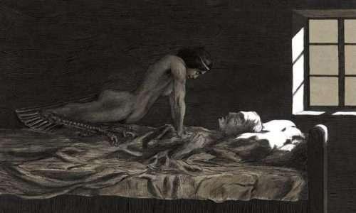 I viaggi astrali hanno origini eziologiche simili a quelli delle allucinazioni che possono verificarsi durante la paralisi nel sonno.