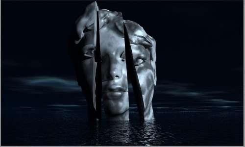 La psicosi modifica completamente il comportamento e la mente del paziente fino a destrutturarlo.