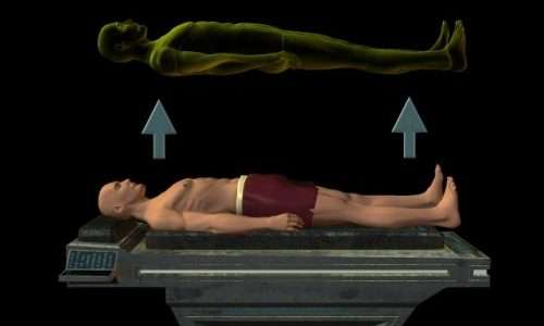 Nel corso dei viaggi astrali si verifica un distaccamento della coscienza dell'individuo dal suo corpo fisico.