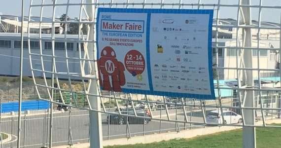 Maker faire Roma: il secondo Maker Faire al mondo per numero di visitatori.