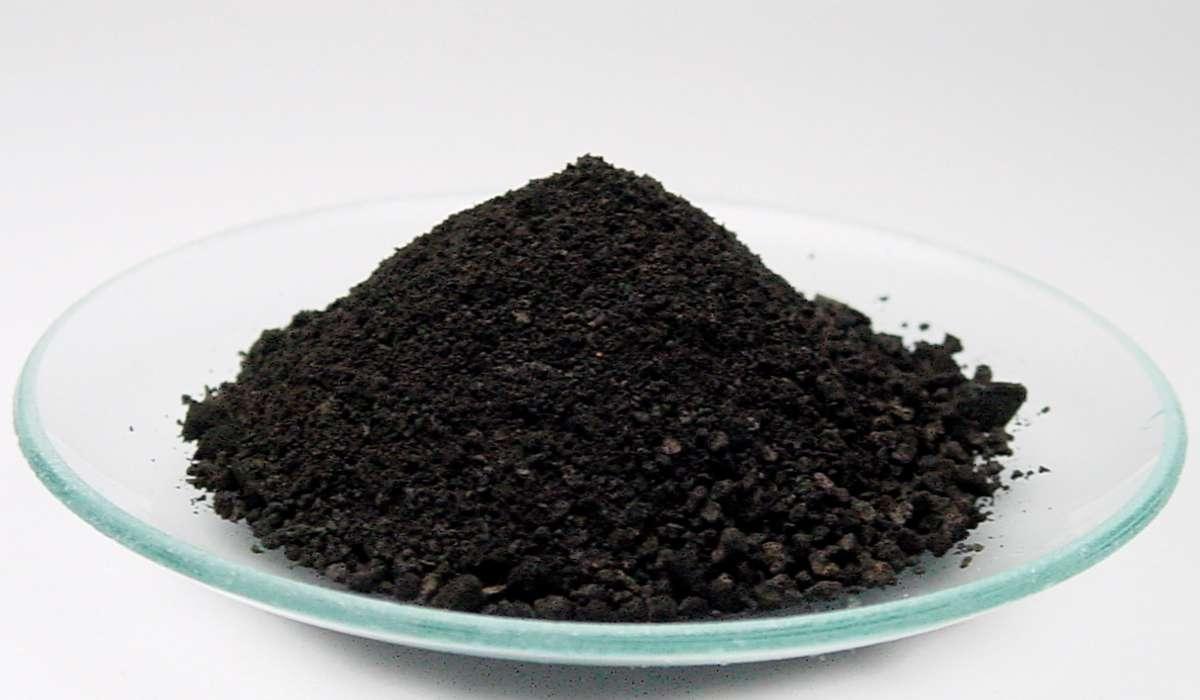 Di cosa è fatta la polvere nera (polvere da sparo)?