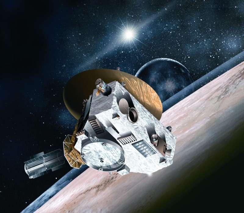 La sonda spaziale New Horizons, che studierà Plutone ed altri oggetti ai confini del sistema solare