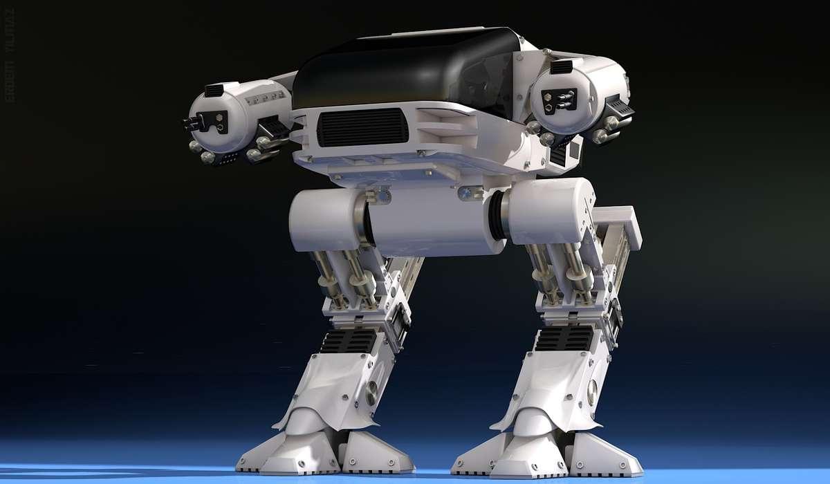 I robot non sono mai stati usati in battaglia.