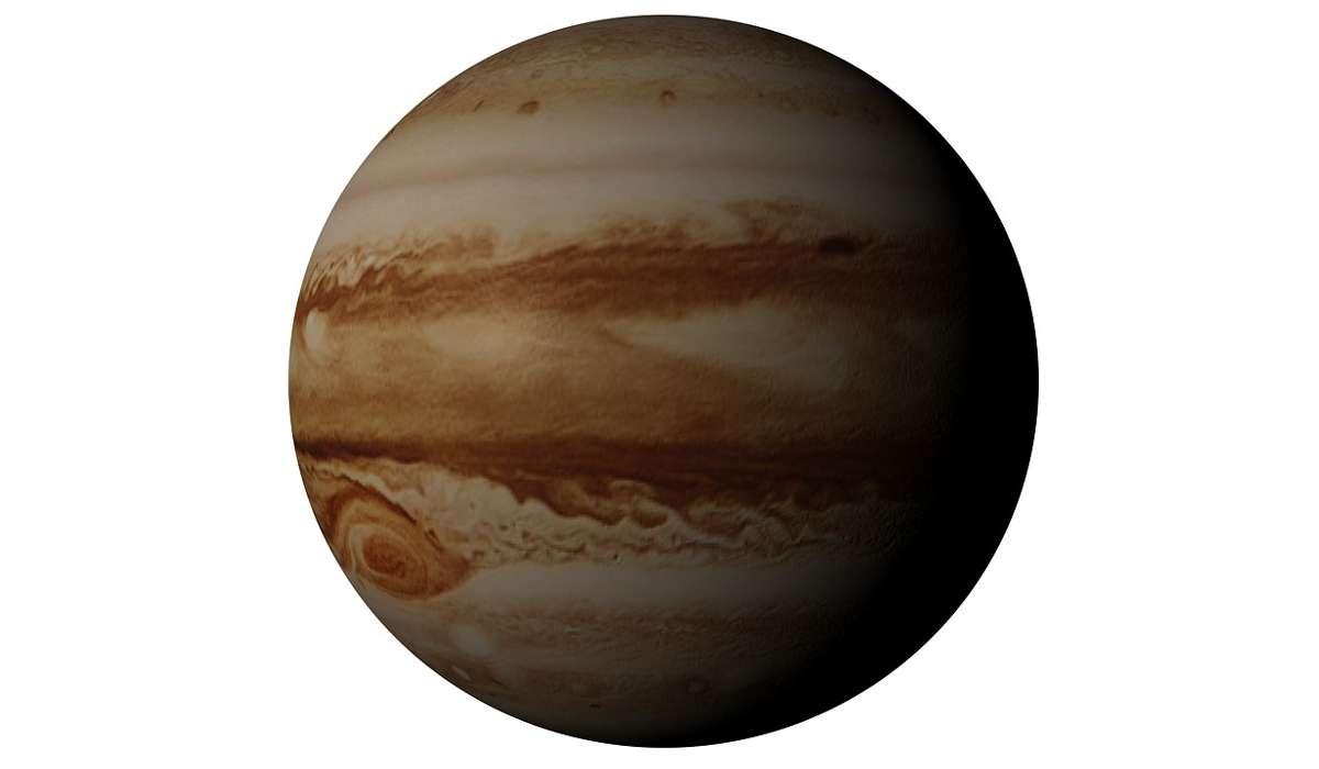 A quale di questi corpi è più simile la composizione di Giove?
