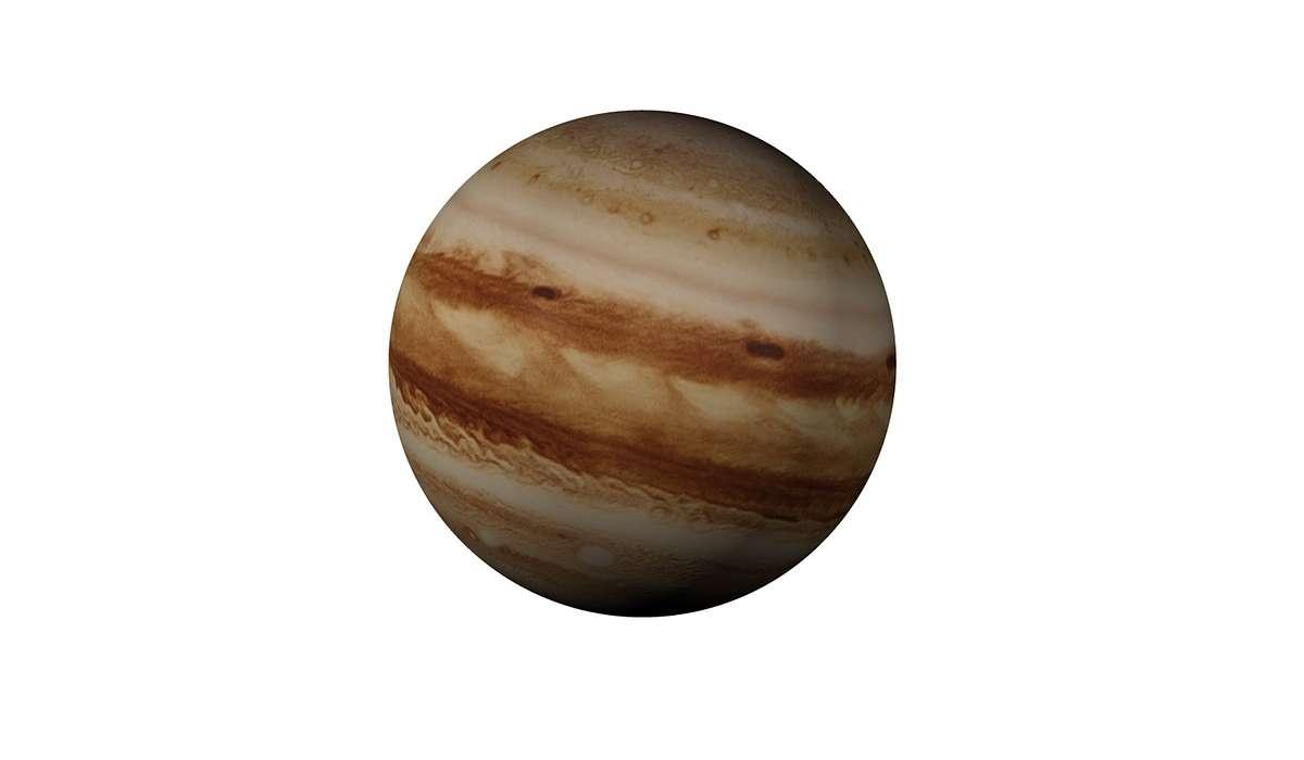 Le dimensioni di Giove rispetto alla Terra sono