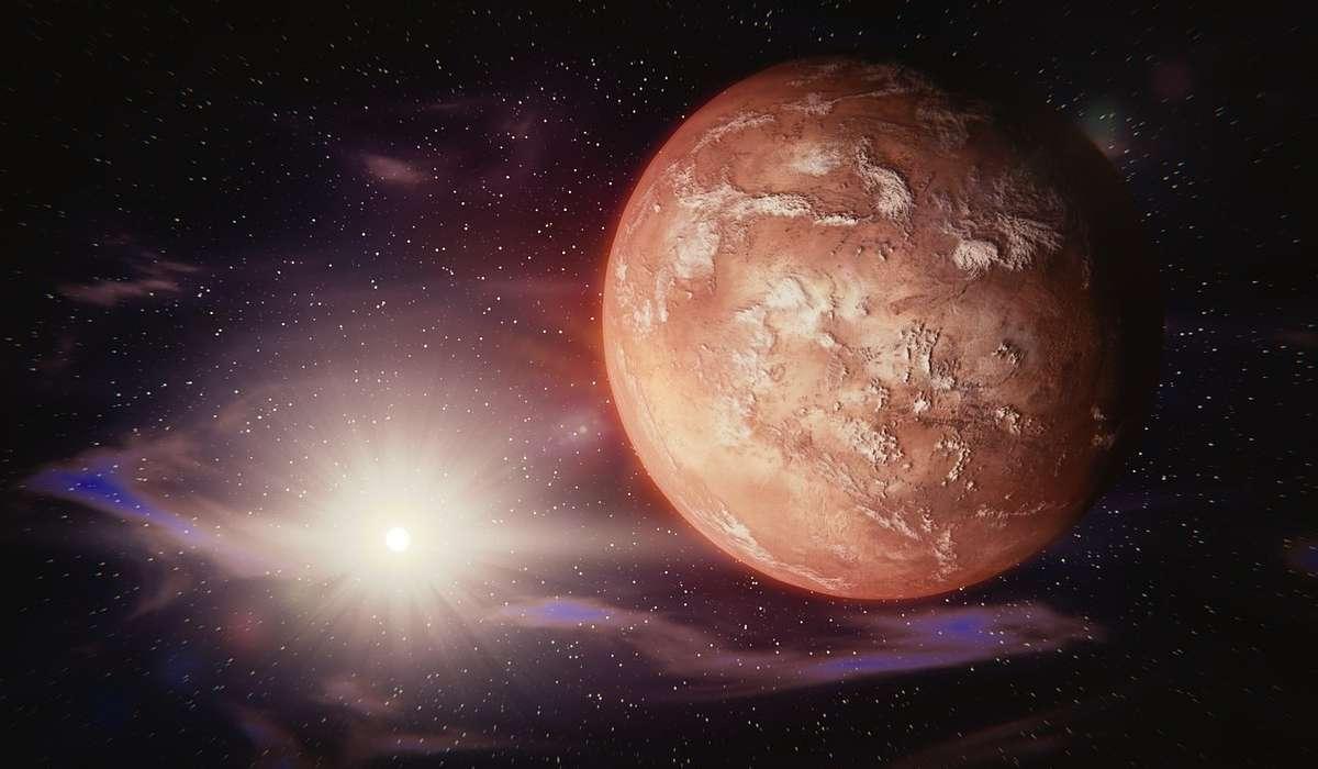 Marte è chiamato il pianeta?