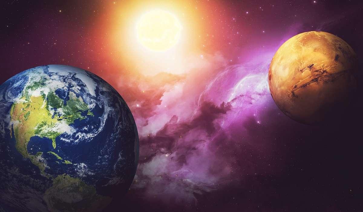 Quanto è distante Marte dalla Terra?