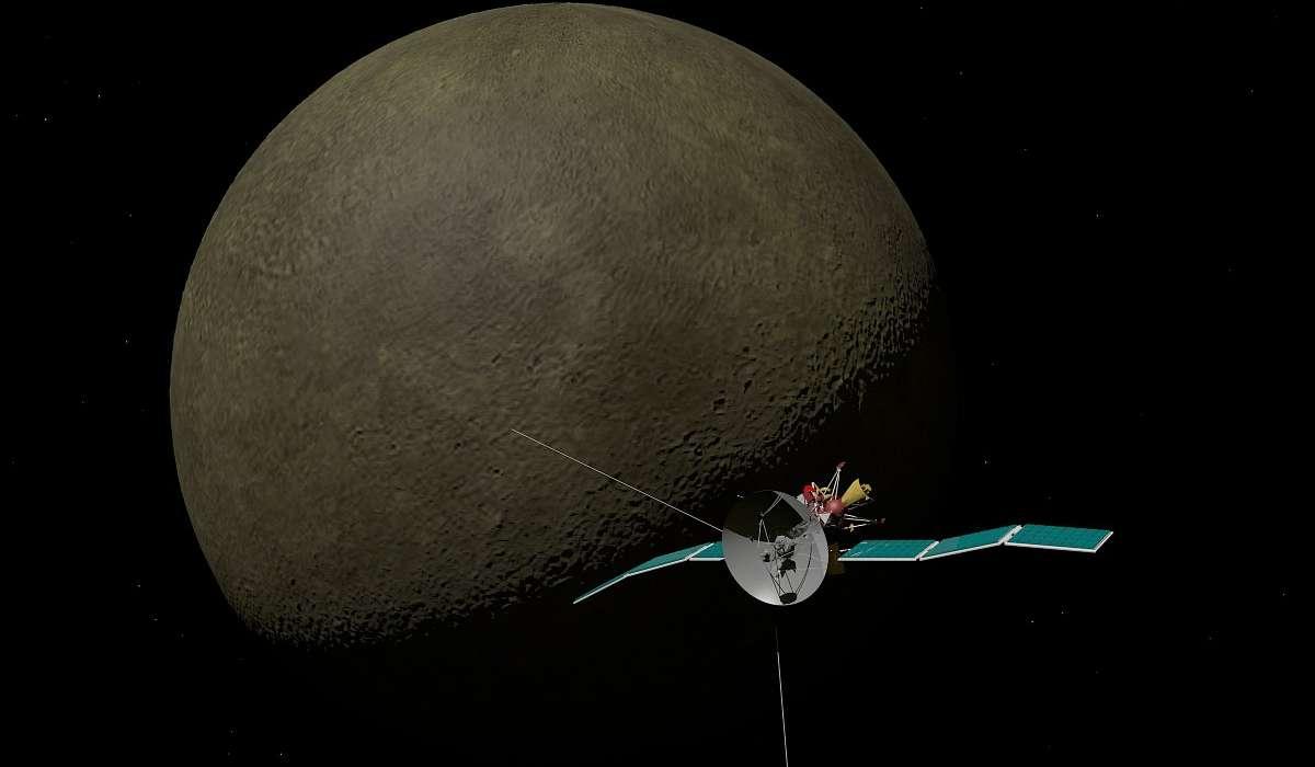 Quando per la prima volta una sonda riuscì a visitarlo?