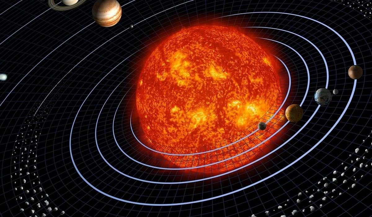 Dove si colloca Nettuno in ordine di distanza dal Sole?