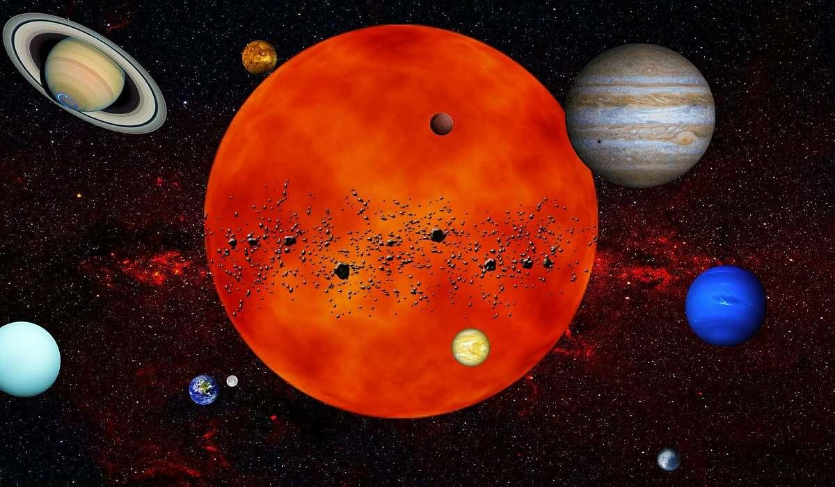 In ordine di distanza dal Sole, Venere è: