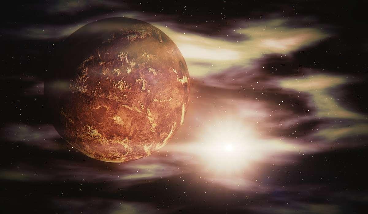 Dalla Terra Venere appare molto brillante, quando?