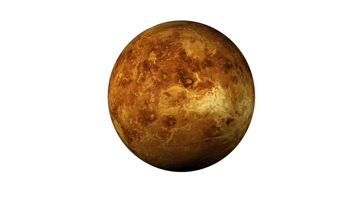 Un giorno su Venere dura