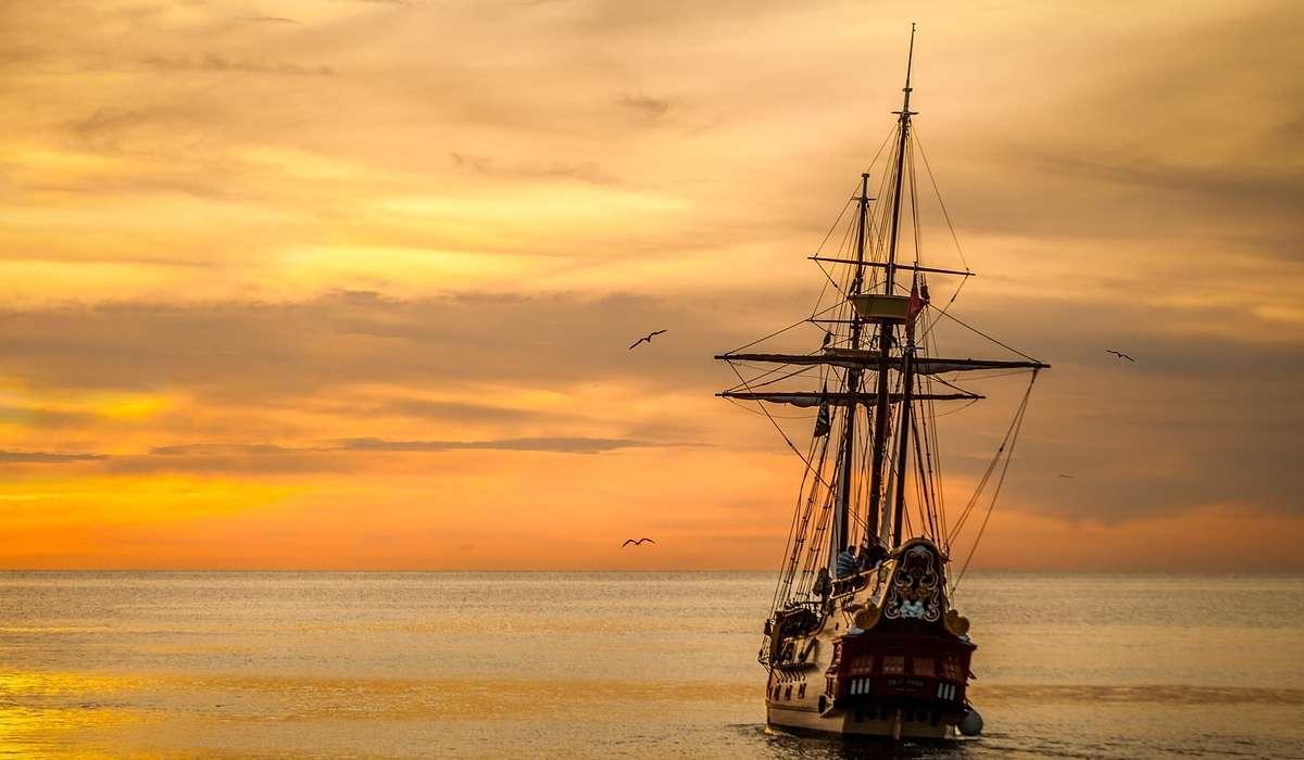 Quale di questi venti è importante per chi naviga a vela negli oceani?