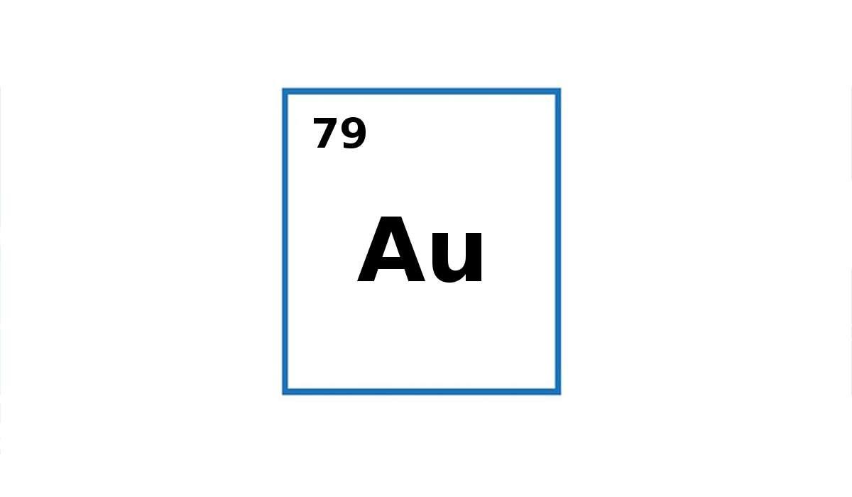 Per cosa sta il simbolo Au?
