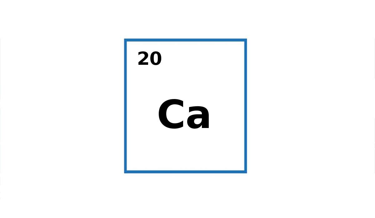 Per cosa sta il simbolo Ca?
