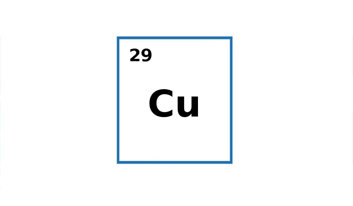 Per cosa sta il simbolo Cu?