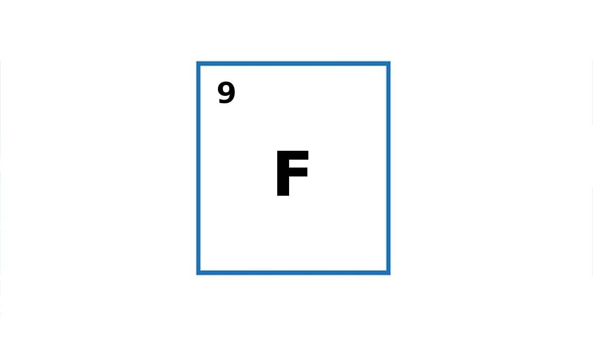 Per cosa sta il simbolo F?