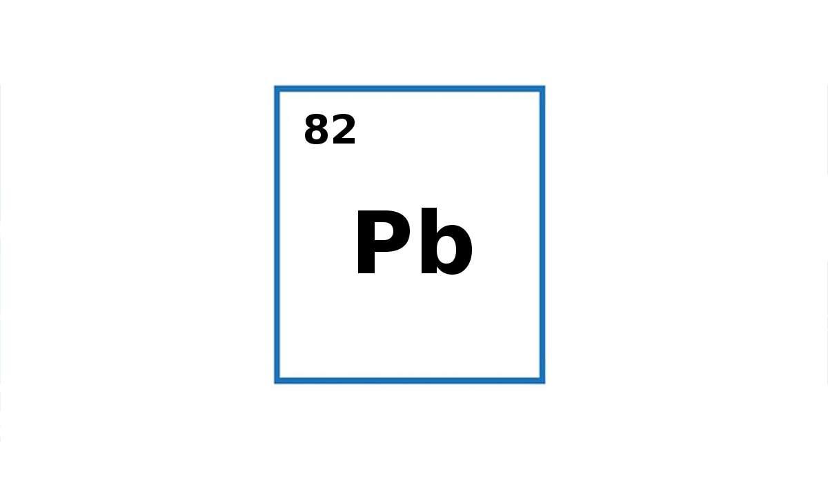 Per cosa sta il simbolo Pb?
