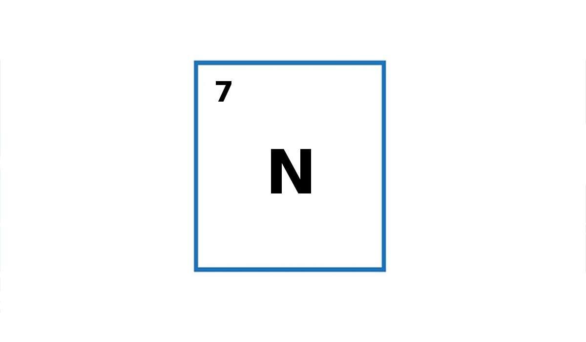 Per cosa sta il simbolo N?