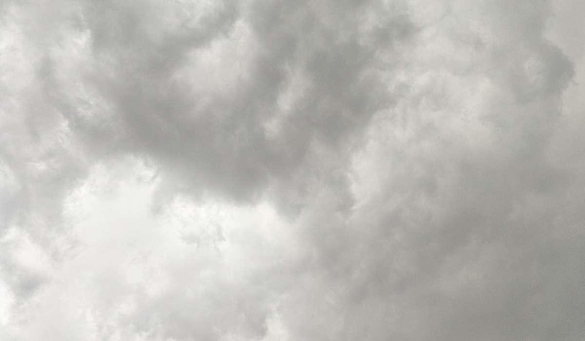 Il nembostrato è una nube: