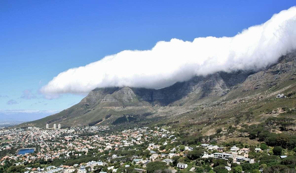 Le nubi si generano grazie: