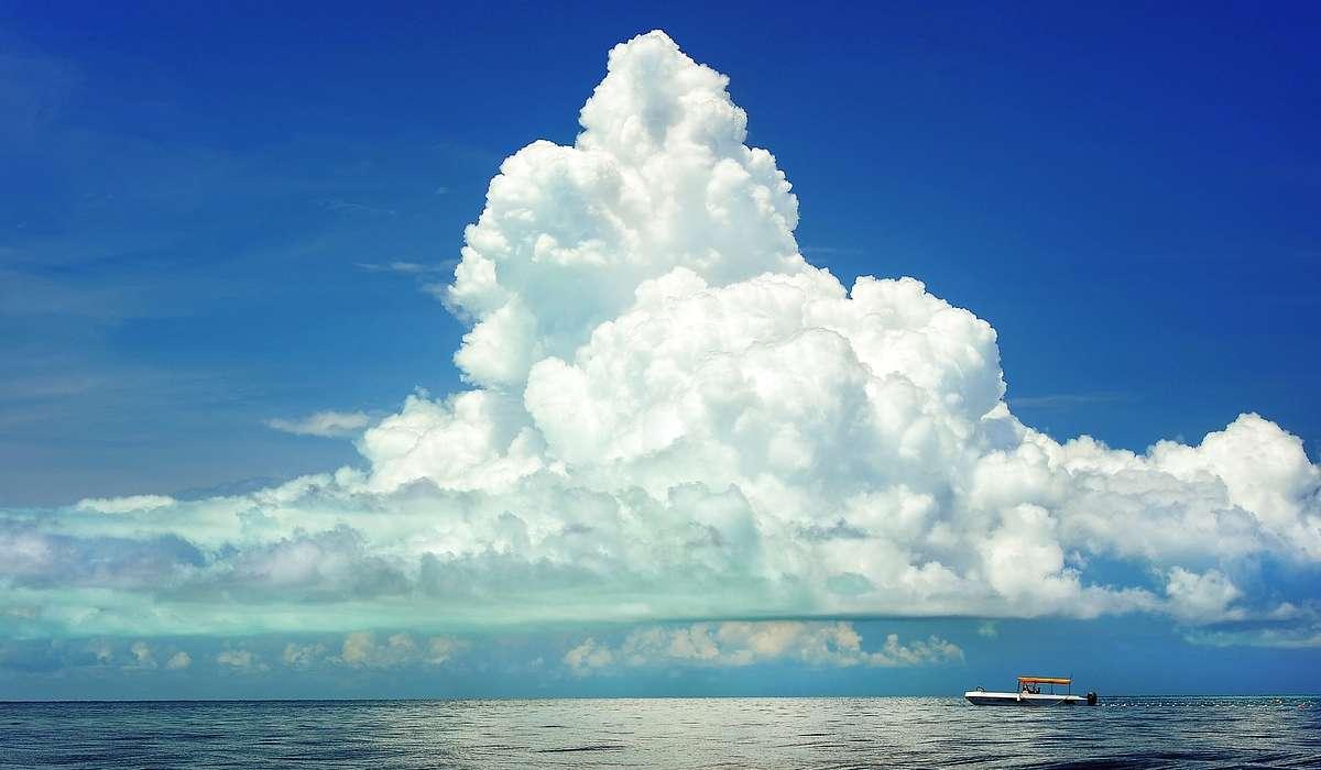 I cumulonembi sono nubi: