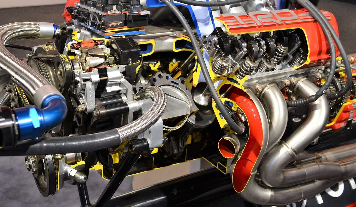 Quale parte del motore serve ad evitare che il motore superi una determinata frequenza meccanica?