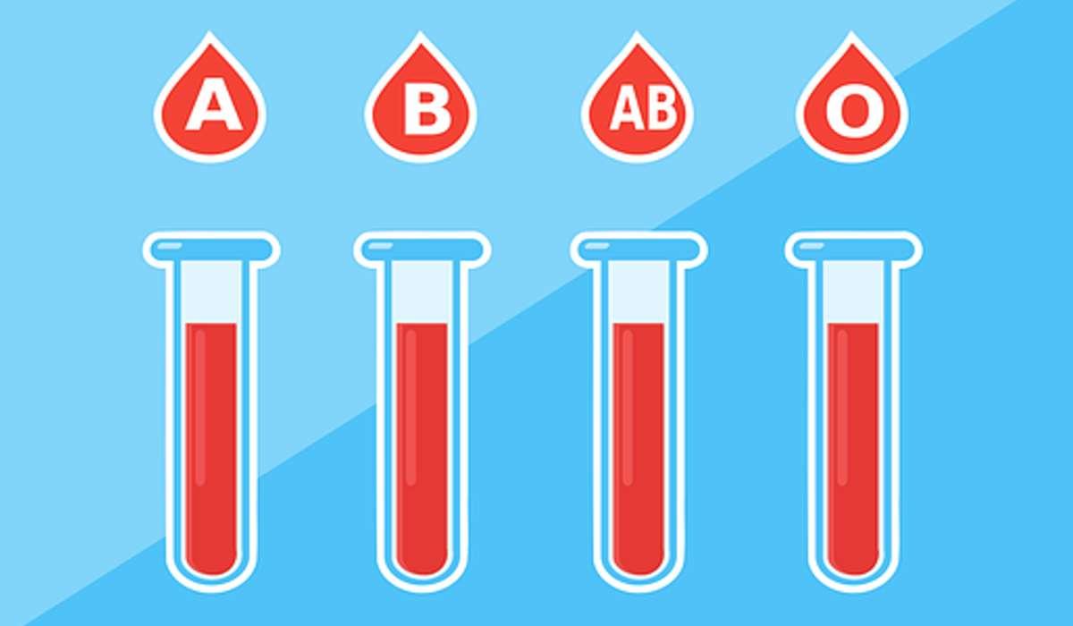 Il gruppo sanguigno più comune è AB negativo.