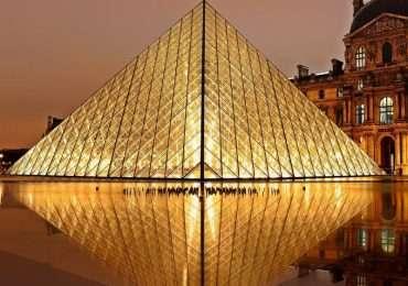 Cosa si può costruire con la scienza? Forse il Louvre! Quanto ne sai sull'architettura e design?