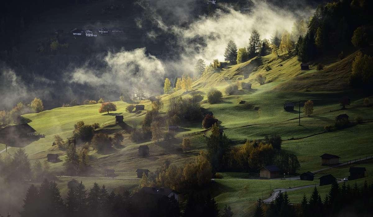 La nebbia: