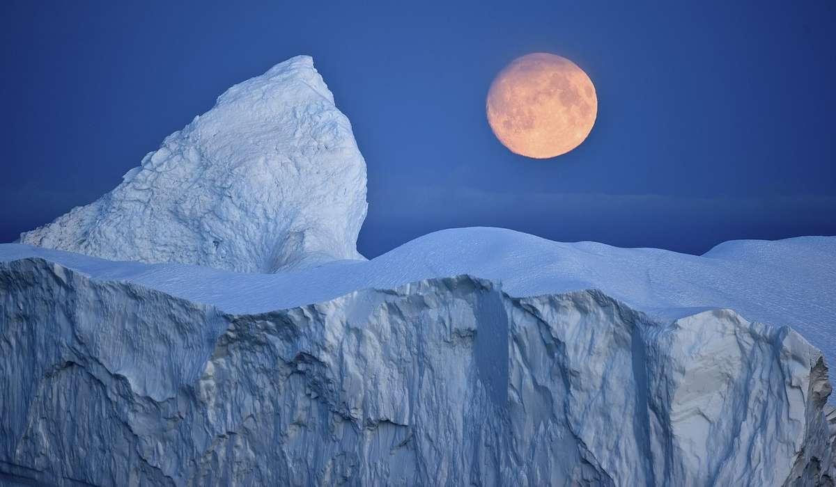L'Antartide ha tanto ghiaccio quanto?
