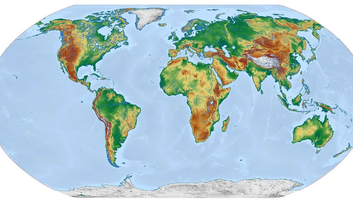 Quante stagioni ci sono nelle zone temperate del globo?