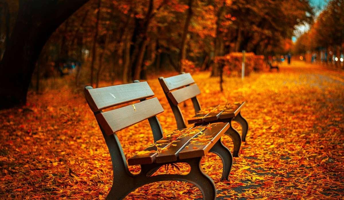 Quale intervallo di tempo copre solitamente l'autunno nell'emisfero boreale?