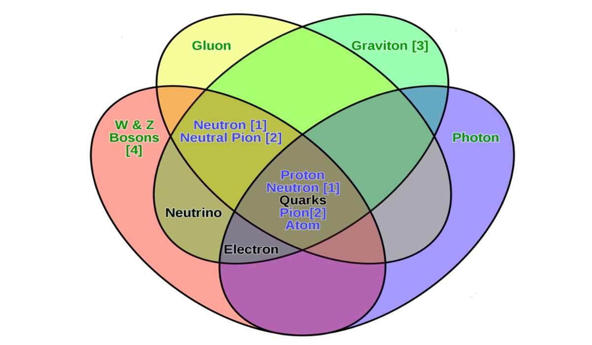 Quale di queste non è una delle quattro interazioni fondamentali?