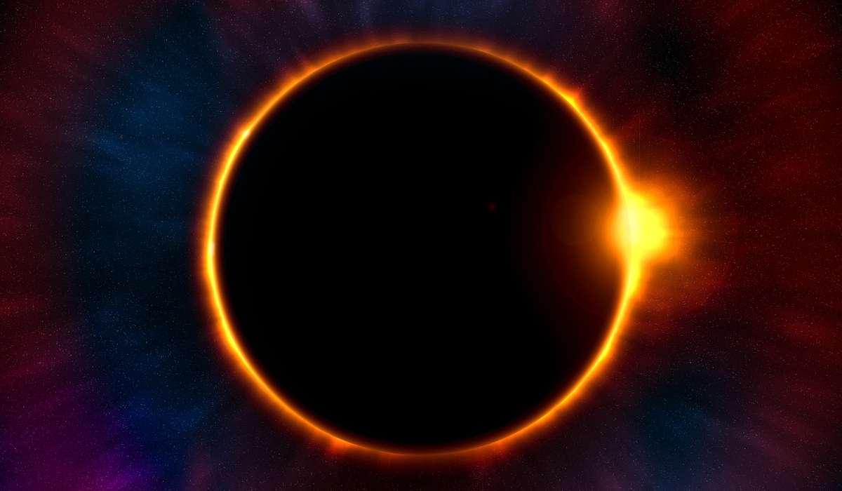 Quando la Luna si interpone tra Terra e Sole si ha un'eclissi: