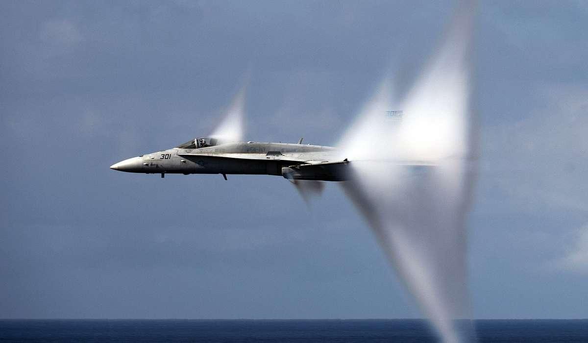 Quanti Mach dovrebbe raggiungere un aereo per essere considerato in regime supersonico?