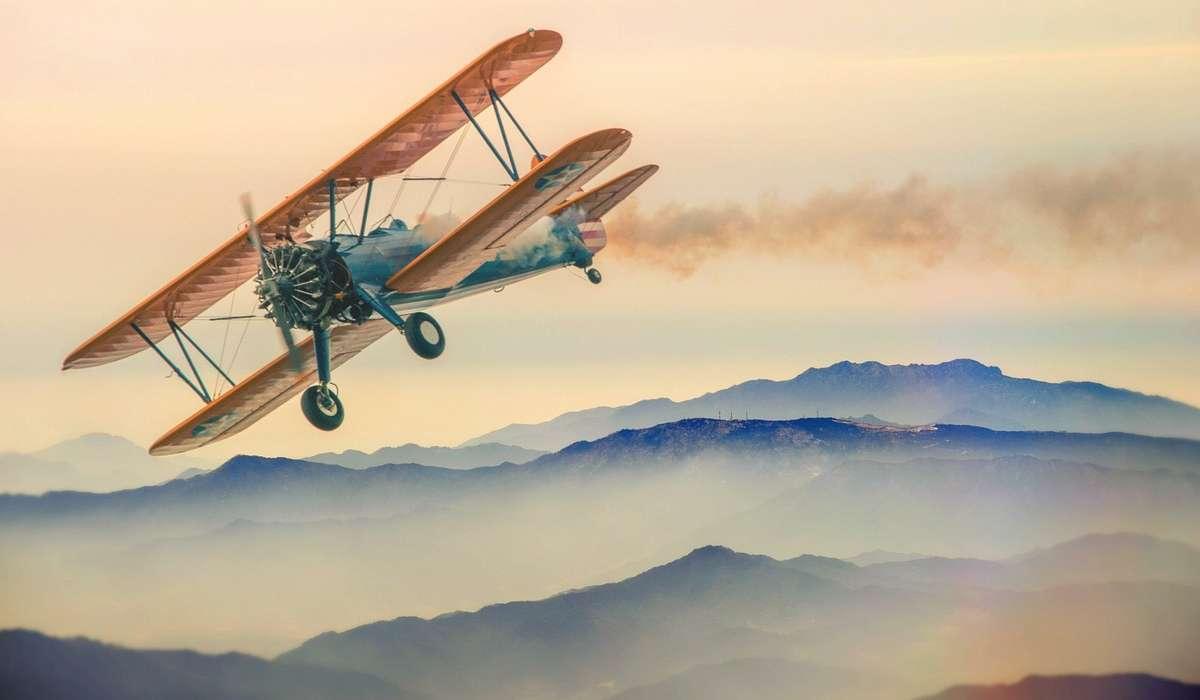 In che anno i fratelli Wright fecero volare il primo aereo?