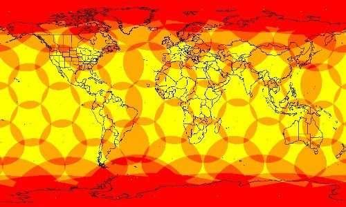I satelliti OneWeb forniranno internet a tutto il mondo
