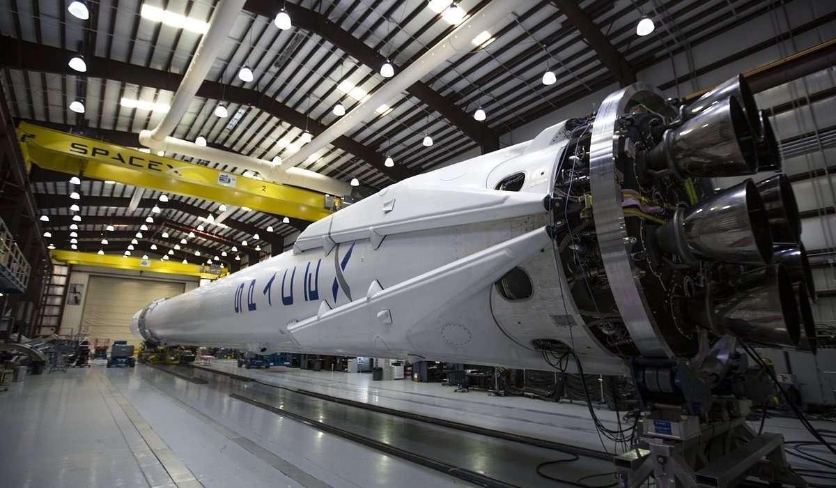 I razzi trasportano tutto il propellente al loro interno?