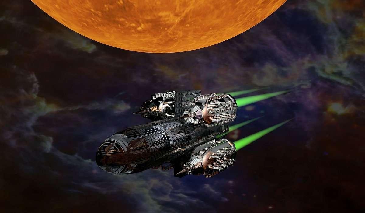 I razzi basati sui propellenti chimici NON sono adatti ai lunghi viaggi spaziali.