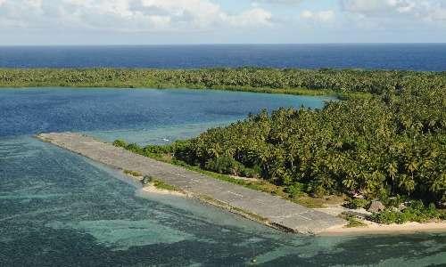 Le isole ripopolate a partire da un piccolo nucleo di individui sono il luogo perfetto per il verificarsi dell'effetto del fondatore, per questo motivo molte persone sono affette da acromatopsia.