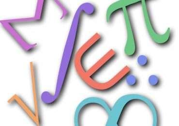 Insiemi di simboli matematici con storie curiose e non scritti con latex