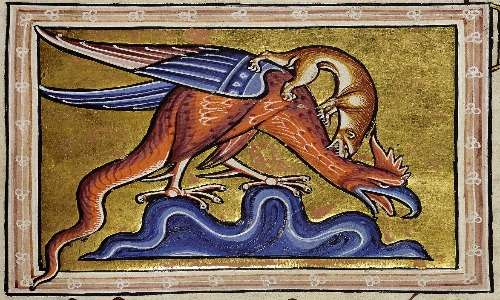 Il basilisco fu un animale ampiamente discusso nella mitologia. Lo ritroviamo anche nella celebre saga di Harry Potter.