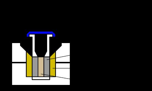 funcionamento di un elettroporatore per il clonaggio