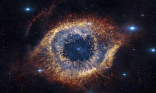 LA Nebulosa Elica, come la Nebulosa Anello, è una nebulosa planetaria.