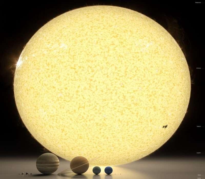 Sin da quando abbiamo conosciuto la nostra stella ce lo chiediamo: quanto pesa il Sole?