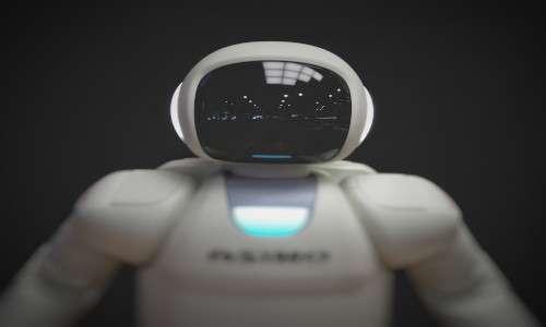 L'intelligenza artificiale, forte come il robot Asimo e debole, si diffonderà sempre di più in futuro.